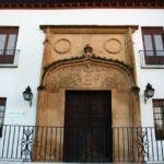 Casa del Bailío en la Cuesta del Bailío en Córdoba