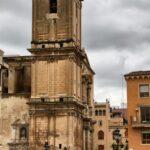 Torre de la Basílica menor de Santa María en Elche