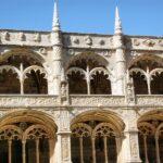 Claustro del Monasterio de los Jerónimos de Belem en Lisboa