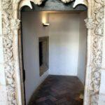 Celda en el Claustro del Monasterio de los Jerónimos de Belem en Lisboa