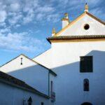 Iglesia del Convento de los Capuchinos en la plaza de los Capuchinos en Córdoba