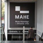 Entrada al MAHE Museo Arqueológico de Elche