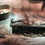 Réplica de un yacimiento funerario en el MAHE Museo Arqueológico de Elche