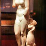 Venus de Ilici en el MAHE Museo Arqueológico de Elche