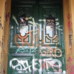 Rincón del barrio turco Kreuzberg de Berlín