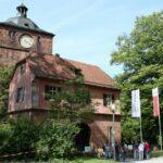 Torre de la Portada, entrada al Castillo de Heidelberg en Alemania