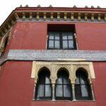 Rincón junto a la Mezquita de Córdoba