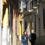 Callejón en la Judería de Córdoba