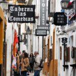 Bares de tapas en la Judería de Córdoba