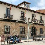 Ayuntamiento de Covarrubias en Burgos