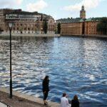 Gamla Stan, ciudad vieja de Estocolmo