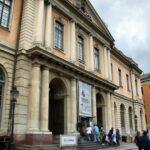 Museo Nobel en Gamla Stan, ciudad vieja de Estocolmo