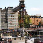 Ascensor Katarina en Estocolmo