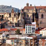 Catedrales Nueva y Vieja de Plasencia en Extremadura