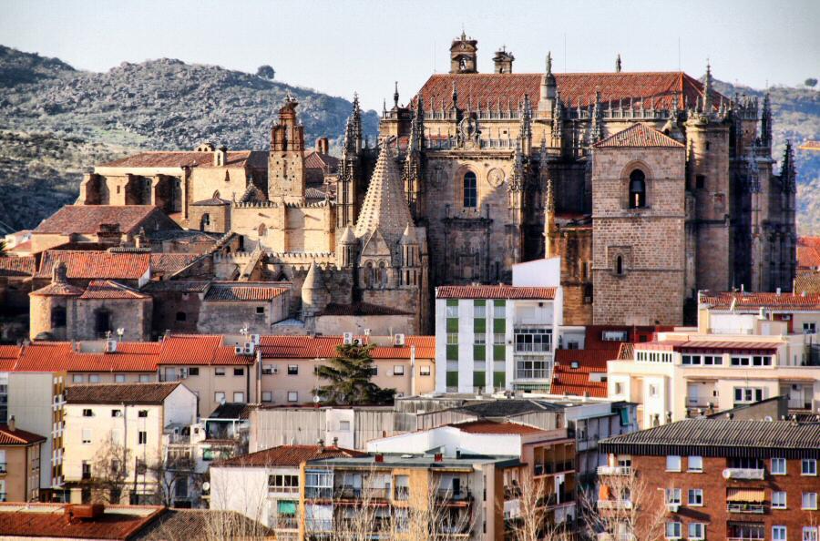 Catedral Nueva y Vieja de Placencia