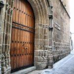 Centro Cultural Las Claras en Plasencia en Extremadura