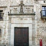 Antiguo Hospital de Santa María en Plasencia en Extremadura