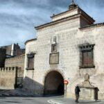 Puerta de Trujillo en Plasencia en Extremadura