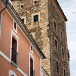 Casa de las Dos Torres en Plasencia en Extremadura