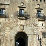 Palacio del Marqués de Mirabel en Plasencia en Extremadura