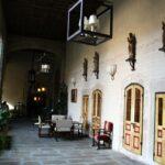 Claustro del Convento de San Vicente Ferrer, ahora Parador de Plasencia