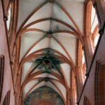 Techo de la iglesia del Espíritu Santo de Heidelberg