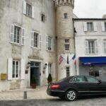 Hotel de cinco estrellas en Saint Martin en la isla de Ré cerca de La Rochelle