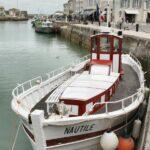 Puerto de Saint Martin de Ré en la isla de Ré cerca de La Rochelle