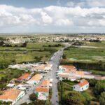 Vistas panorámicas de la isla de Ré desde el Faro de las Ballenas