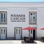 Pousada Cascais en Costa Estoril en los alrededores de Lisboa