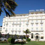 Histórico Hotel Palacio en Estoril en los alrededores de Lisboa