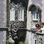 Palacio da Pena en Costa Estoril en los alrededores de Lisboa