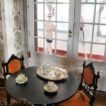 Rincón de salón en el palacio da Pena de Sintra