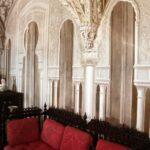 Salón árabe en el palacio da Pena de Sintra