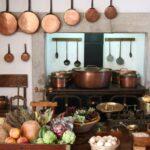 Cocina del palacio da Pena de Sintra