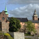 Castillo Akershus de Oslo en Noruega