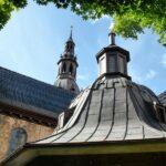 Catedral de Oslo en Noruega