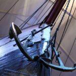 Barco polar en el Museo FRAM de Oslo en Noruega