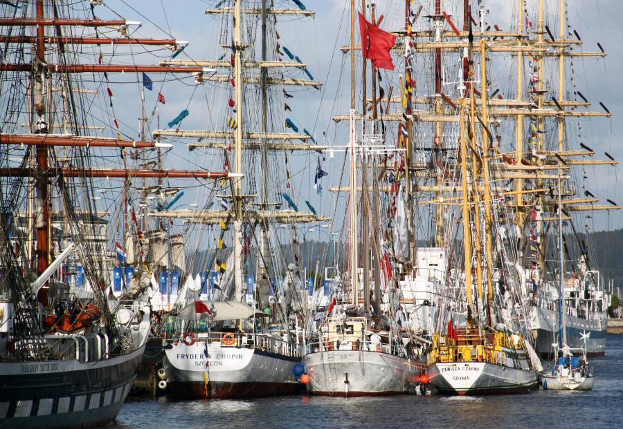 Tall Ships Races 2016 En A Coruña Guías Viajar