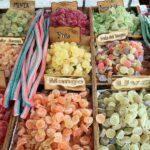 Dulces en el Mercado Medieval de Mondoñedo en Galicia