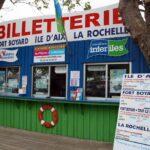 Venta de billetes para excursiones en barco desde Boyardville en la isla de Oléron