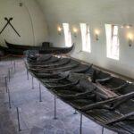 Barco de Tune en el Museo de Barcos Vikingos de Oslo