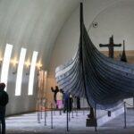 Barco de Gokstad en el Museo de Barcos Vikingos de Oslo