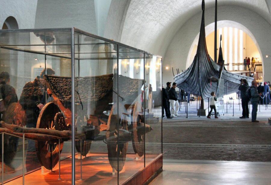 Museo Barcos Vikingos En Oslo Gu 237 As Viajar
