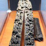 Objeto decorativo en el Museo de Barcos Vikingos de Oslo