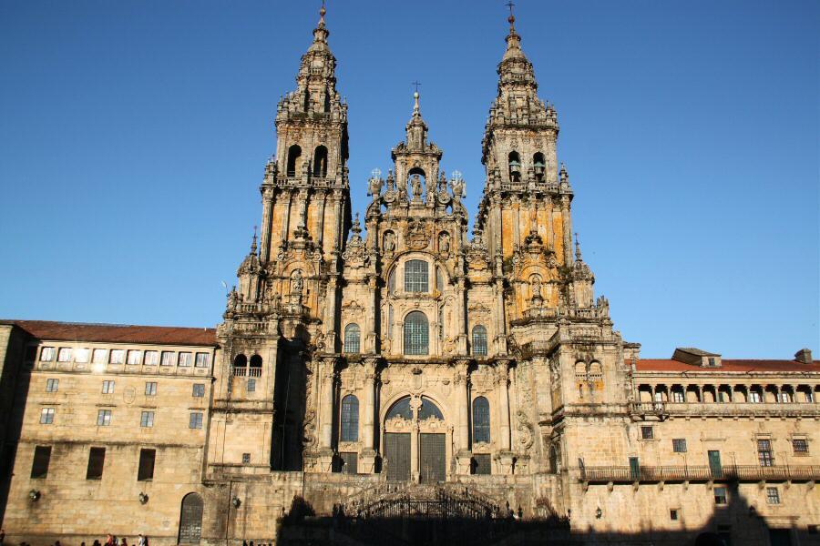 Catedral de santiago de compostela en galicia gu as viajar for Oficina correos santiago de compostela