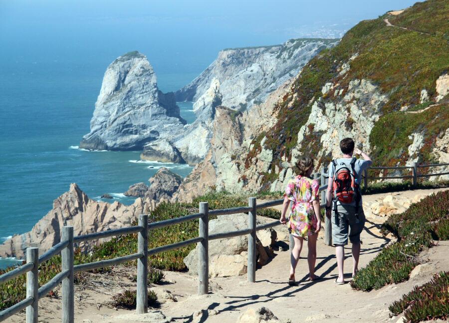 Cabo de roca en portugal gu as viajar for Roca de guia