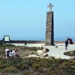 Cabo de Roca en Costa Estoril cerca de Lisboa