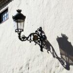 Rincón del centro histórico de La Laguna en Tenerife