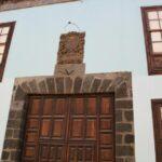 Casa de la Alhóndiga en el centro histórico de La Laguna en Tenerife